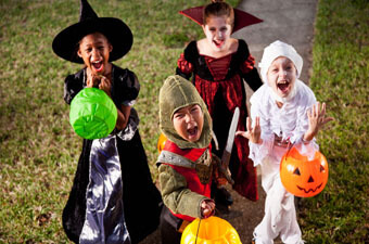 Haloween sensory ideas