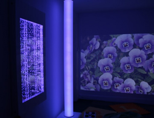 New Demo Sensory Room Experience