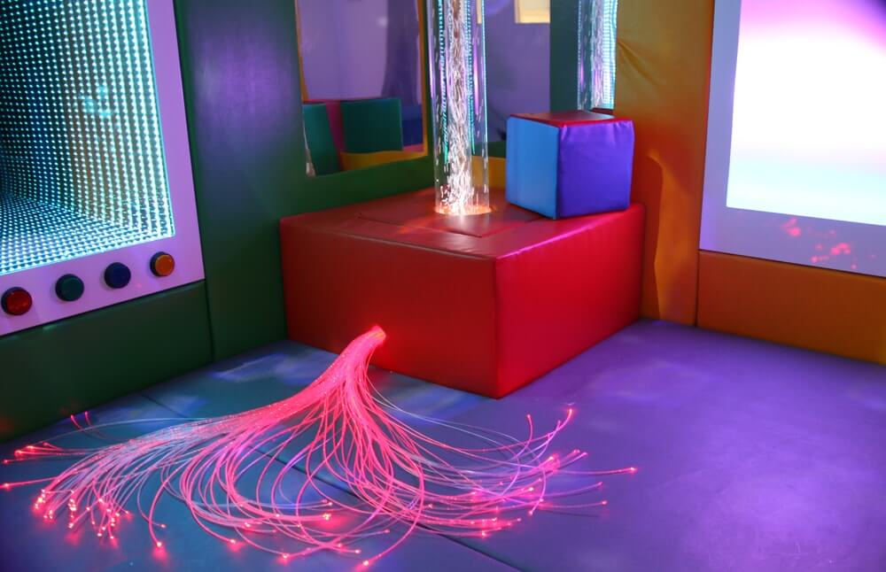 York Hospital Sensory Room by Apollo Creative