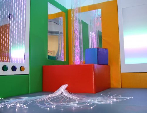 Apollo Creative Work with York Hospital to Deliver New Sensory Room