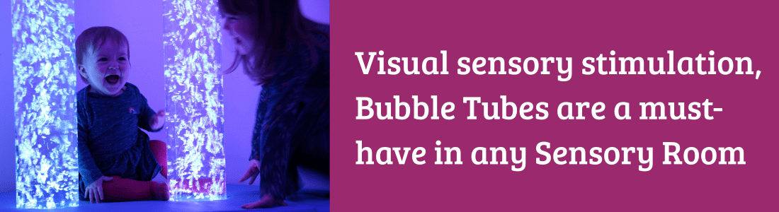 Apollo Creatives range of bubble tubes