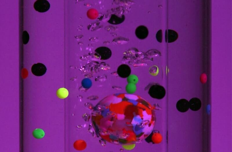 Bead and Ball Bubblte Tube - Sensory Equipment