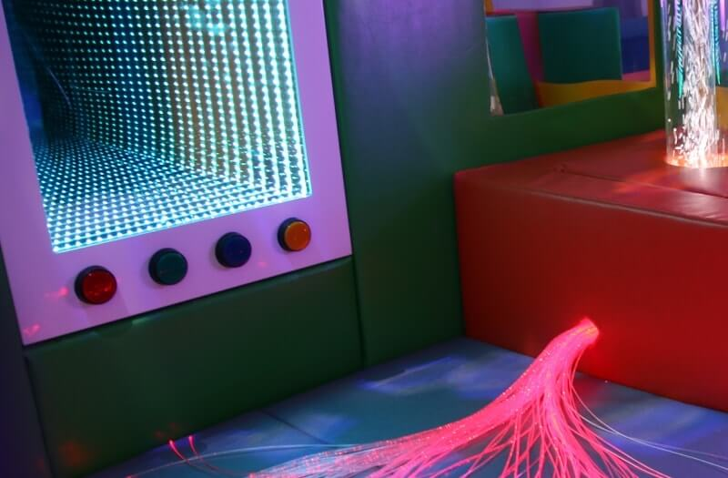 Infinity Panel - Sensory Room Equipment
