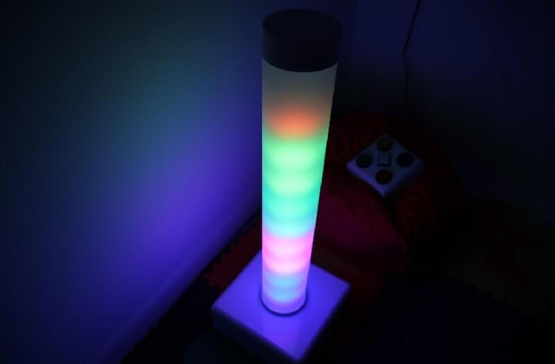 Disco Tube - Sensory Equipment