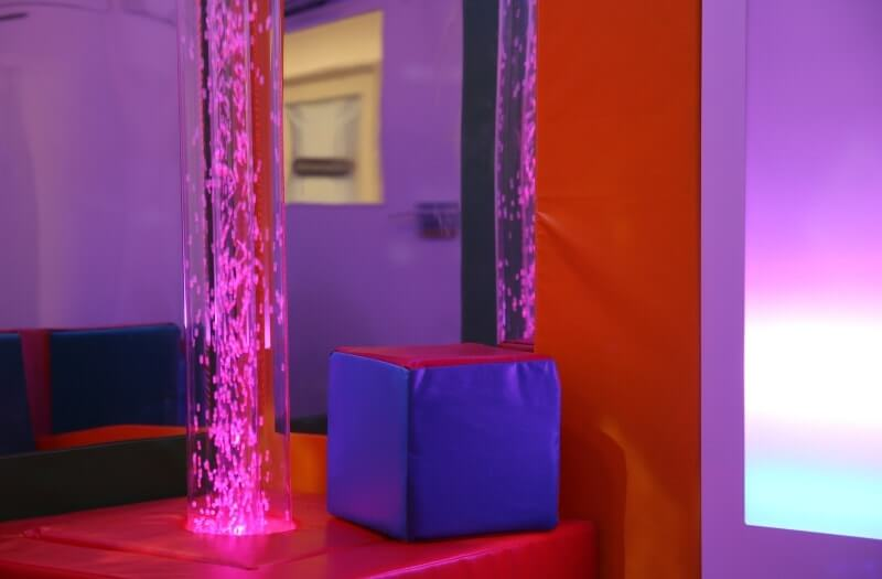 Interactive Air Tube - Sensory Equipment