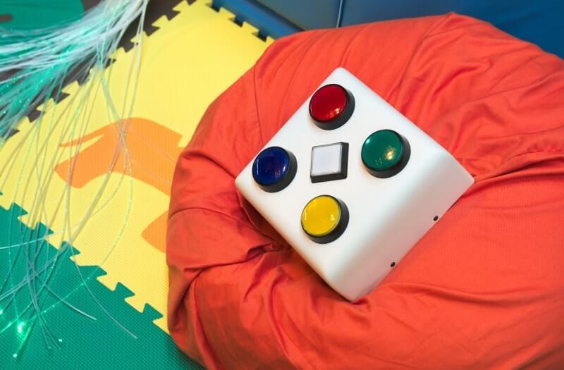 Interactive Sensory Bubble Wall - Sensory Equipment
