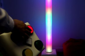 Chroma+ Tube by Apollo Creative - Sensory Equipment