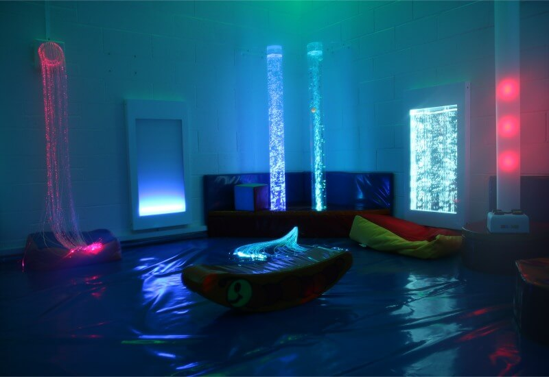 Kidzplay Sensory room based in Harrogate