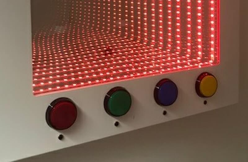 Small Infinity Panel - sensory light product